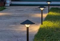 our experts will make your yard bright even when its dark